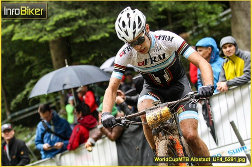 UCI Mountain Bike World Cup Albstadt 2018