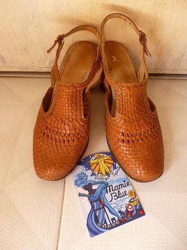 vintage shoes 1