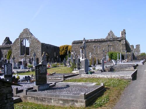 Lislaughtin Abbey, Co. Kerry