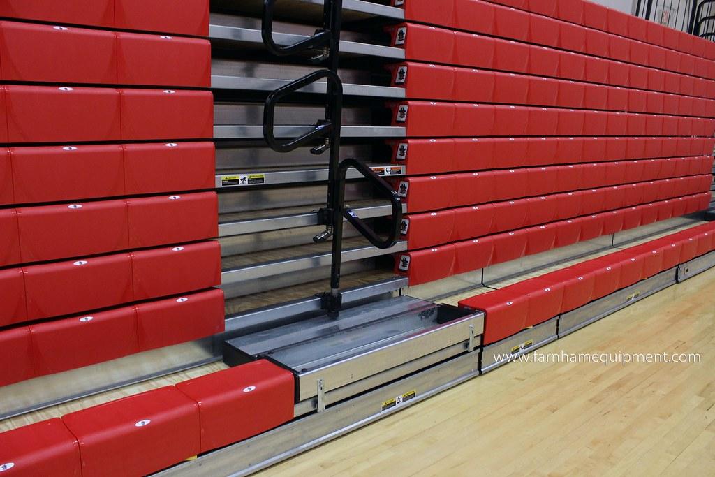 Bluffton EVSD | High School Bleacher Replacement