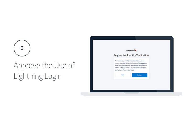 Approve the Use of Lightning Login