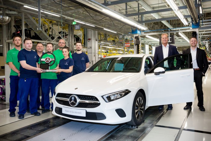 D514795-Start-of-production-in-Kecskemt-First-Mercedes-Benz-A-Class-from-Hungary
