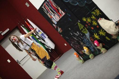 Espetáculo Infantil com a Palhaça Piruleta NAC
