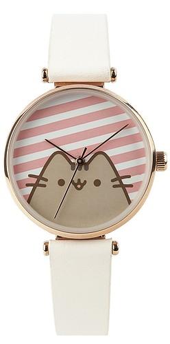 reloj de gato
