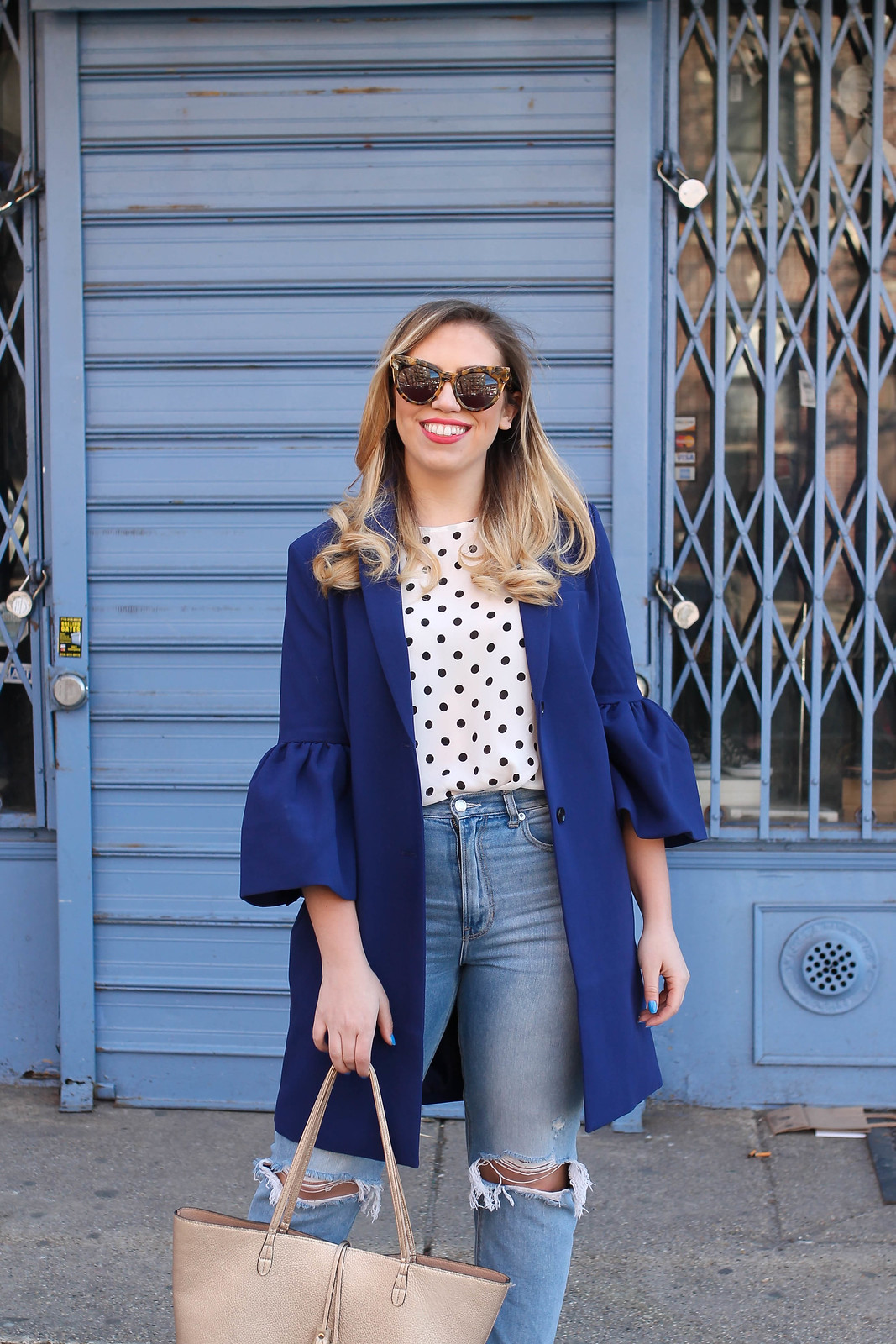 How to Style Mom Jeans This Spring Outfit Inspiration Jackie Giardina Living After Midnite Blog