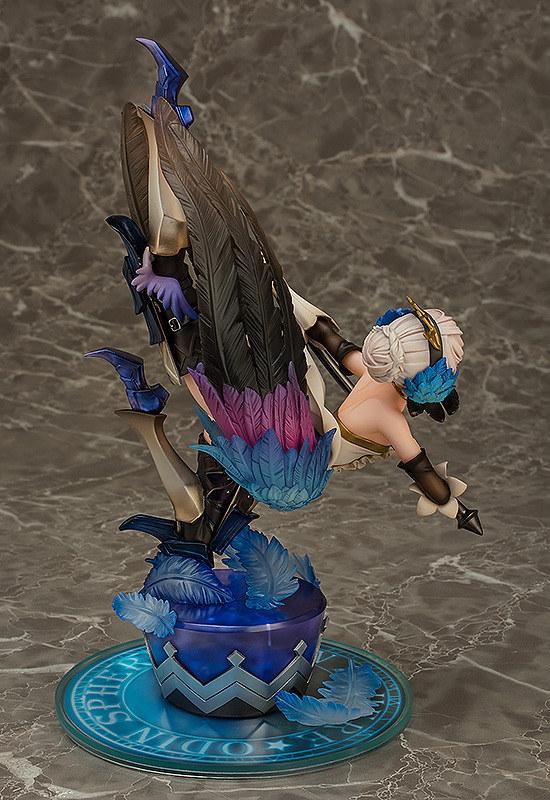 AQUAMARINE《奧丁領域》關德琳 翱翔天際的女武神(グウェンドリン 天翔ける戦乙女)1/8比例模型