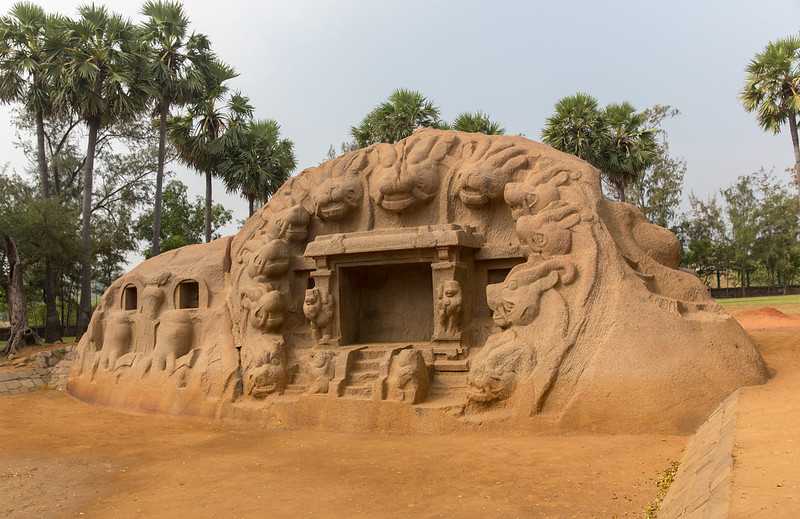 Mahabalipuram – Tiger Cave