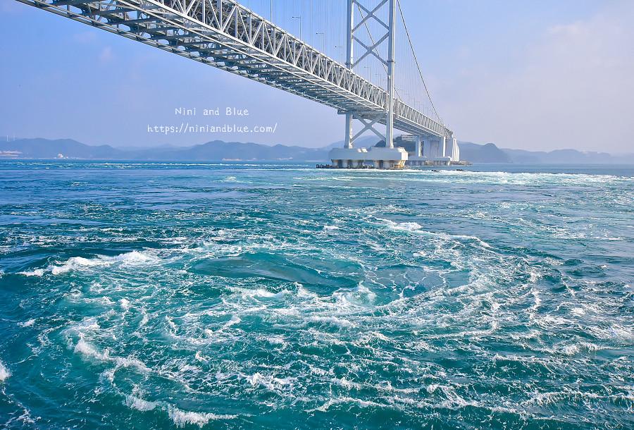 日本 鳴門漩渦 渦潮 淡路島 景點14