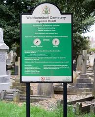 Queen's Road Cemetery