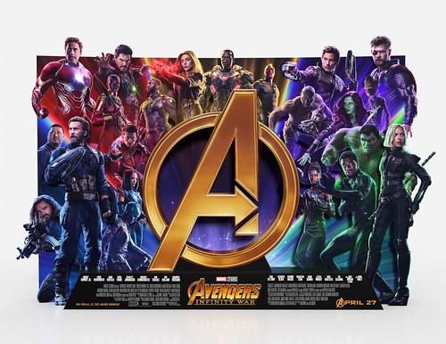 Avengers - Infinity War - Poster 10