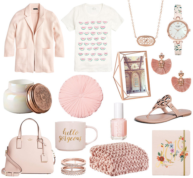 all things blush