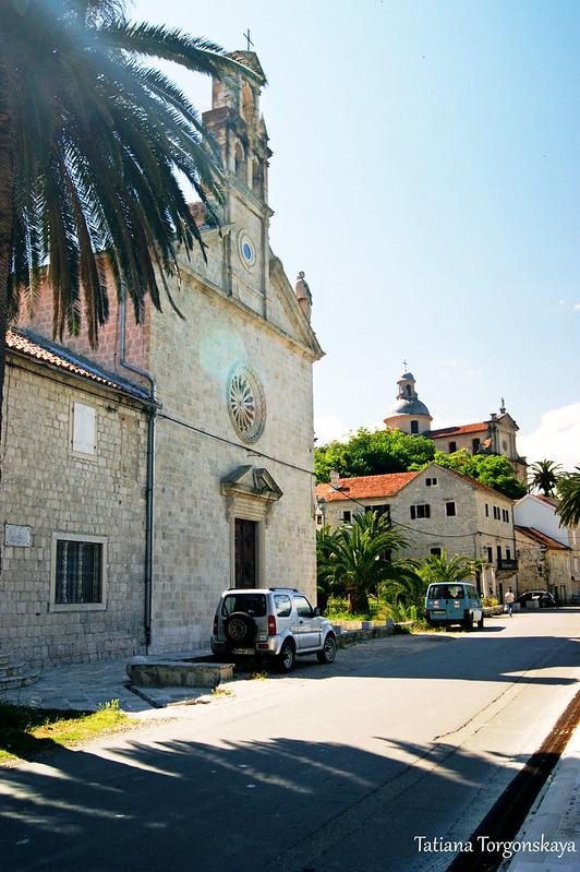 Церковь Святого Николая и Церковь Рождества Богородицы