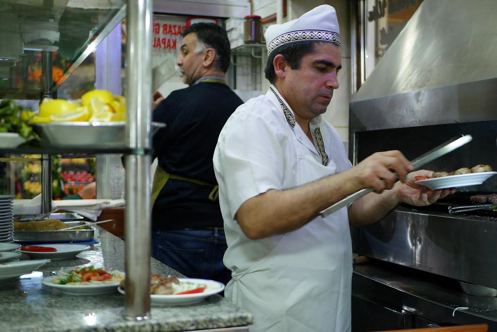 土耳其师傅烤肉丸
