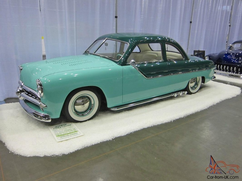 1949 Ford Coupe Kustom - Don Tippit