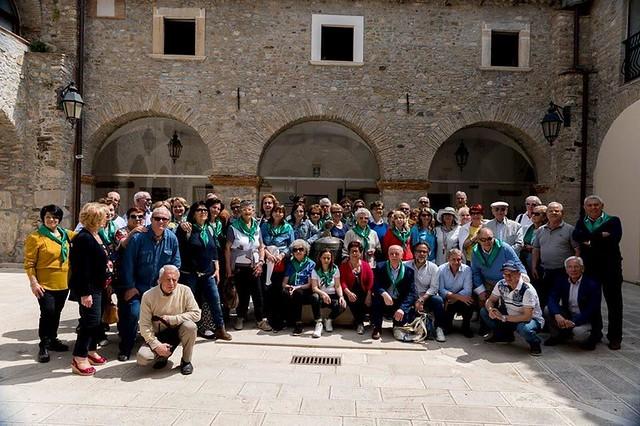 Visita al polo museale di Ascoli Satriano (foto Tonio Deramo)