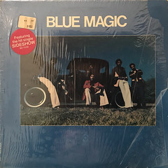 BLUE MAGIC:BLUE MAGIC(JACKET A)