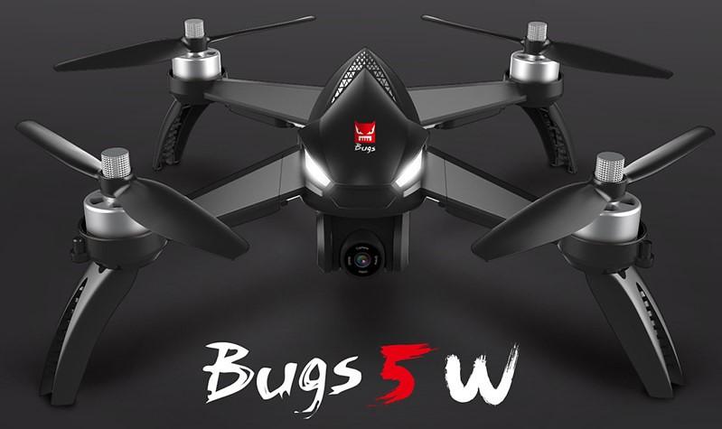 MJX Bugs 5W レビュー (2)