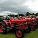 Antique Tractors at Highland Games