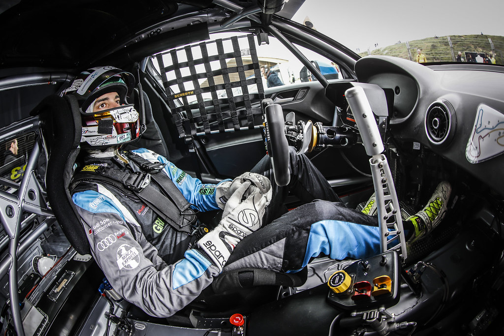 BERTHON Nathanael, (fra), Audi RS3 LMS TCR team Comtoyou Racing, portrait during the 2018 FIA WTCR World Touring Car cup of Zandvoort, Netherlands from May 19 to 21 - Photo Francois Flamand / DPPI