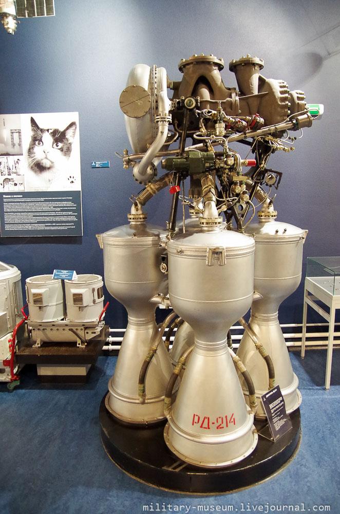 Музей космонавтики и ракетной техники СПб -87