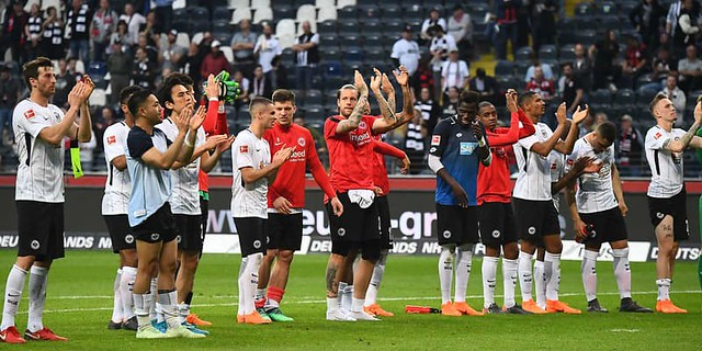 Kalahkan Bayern MunichDengan Skor 3-1 Eintracht Frankfurt Juara DFB-Pokal