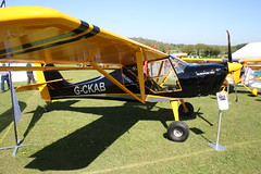 G-CKAB  Aeropro Eurofox [LAA 376-15432] Popham 050518