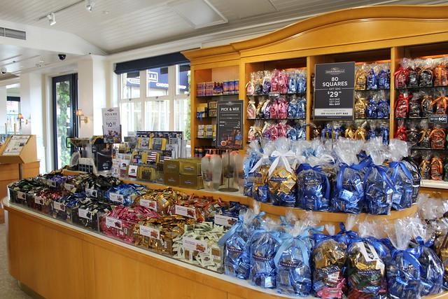 Ghiradelli Ice Cream & Chocolate Shop