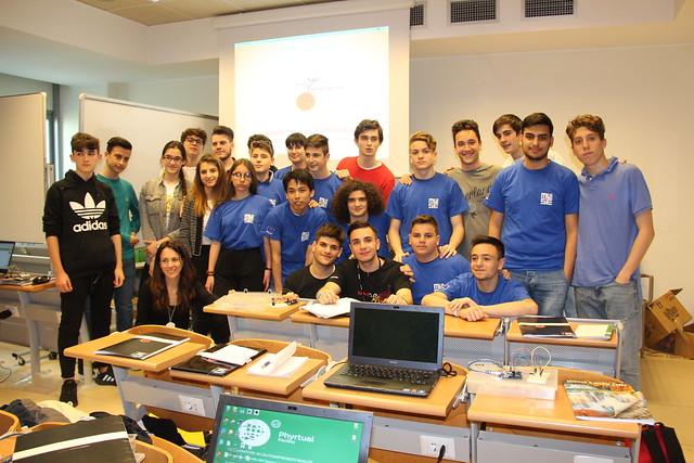Make: Learn: Share: Europe: Formazione Ambasciatori 2018