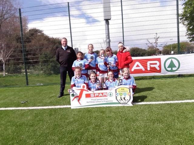 Dublin FAI soccer Finals