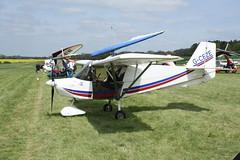 G-CEZE Best Off Skyranger (BMAA HB 555) Popham 040514