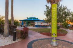 Tampa Riverwalk and Sail Pavilion
