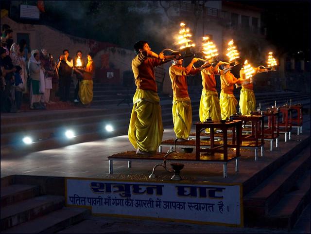Rishikesh - Ganga Aarti