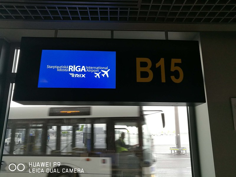2017 Europe Riga International Airport