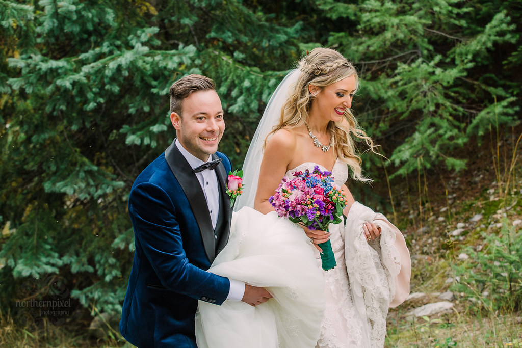 Mount Robson BC Wedding
