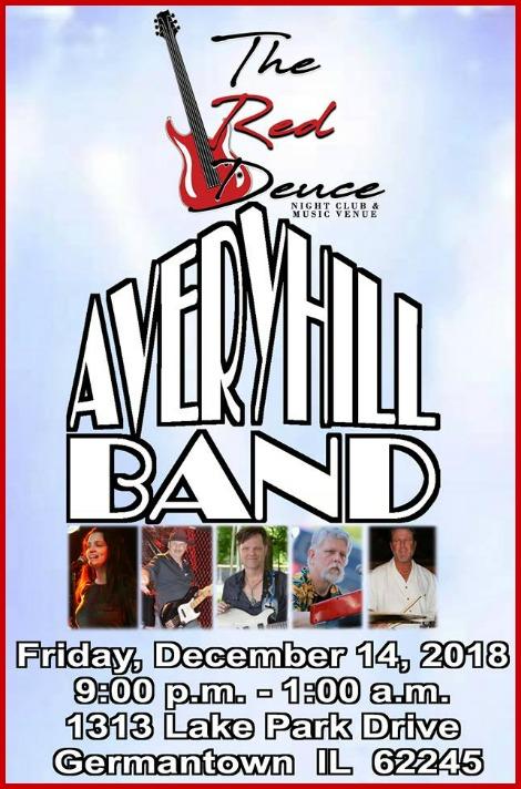 Avery Hill Band 12-14-18