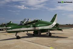 8820 - 6Y006 - Saudi Hawks - Royal Saudi Air Force - British Aerospace Hawk 65A - Luqa Malta 2017 - 170923 - Steven Gray - IMG_0262