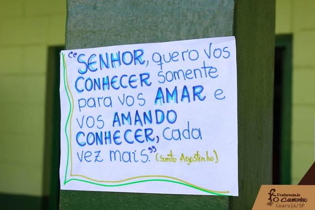 1° Gincana Bíblica no Guarujá/SP