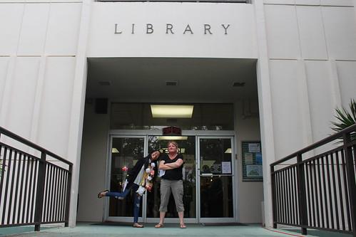 Library Student Assistant Graduates
