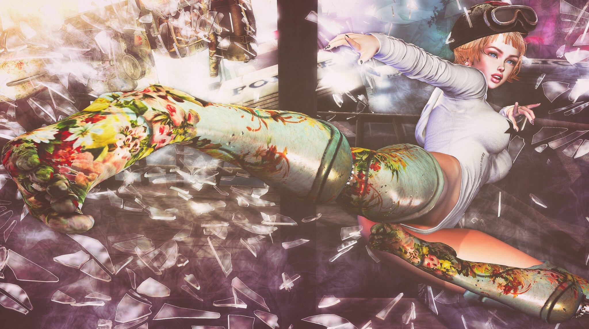 -DRD- Frida Prosthetic