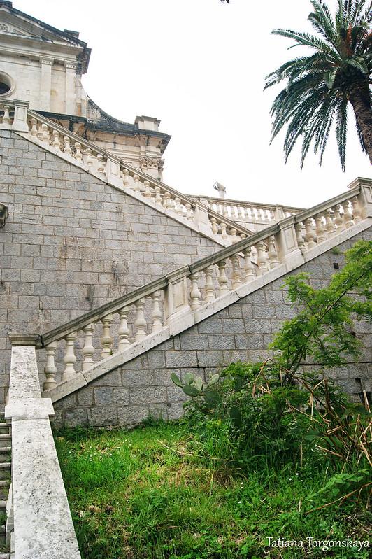Фрагмент храма Богоматери
