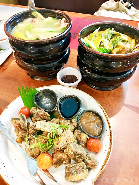 New Dishes at Max's Restaurant