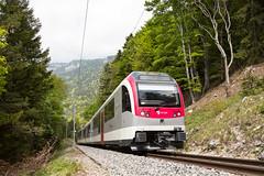 North of Baulmes | CH-VD (Vaud) | 05.05.2018 | Travys train