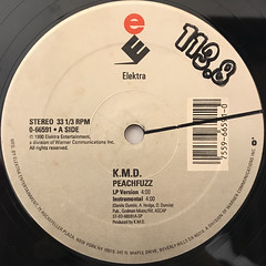 KMD:PEACHFUZZ(LABEL SIDE-A)