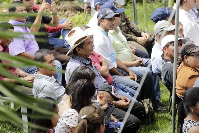 Festival para el Buen Vivir y Gobernando con la Gente-Guarjila, Chalatenango.