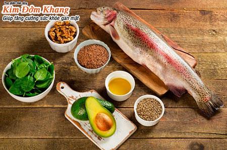 Sỏi gan nên ăn gì, kiêng gì – Những lưu ý quan trọng cần biết