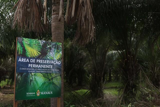02.05.18 Terceira Ação Área de preservação ambiental no APP do P.Dez