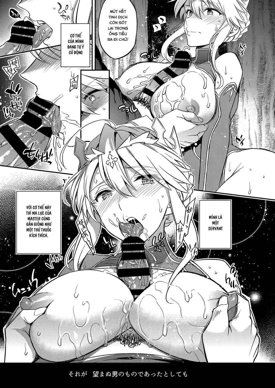 Hình ảnh  trong bài viết Truyện hentai Shinjite Okuridashita Arturia ga NTRreru nante