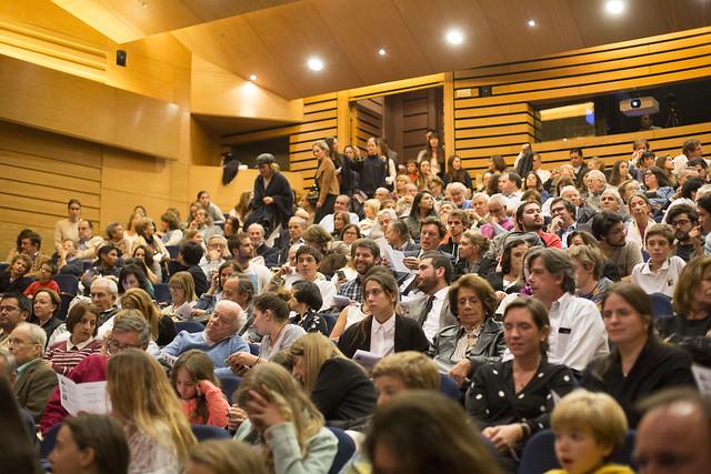 Imponente concierto de piano abre temporada musical en la UANDES