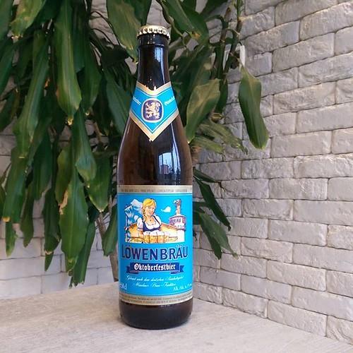 #Löwenbräu #Oktoberfestbier by Löwenbräu AG #löwenbräuoktoberfestbier #löwenbräu #lowenbrau #oktoberfest #Munich  #münchen #deutchland #deutschbier #germany #germanybeer #germanybeers  #germanbeer #germanbeers #germanbier #instabeer #beerstagram #пиво #ні