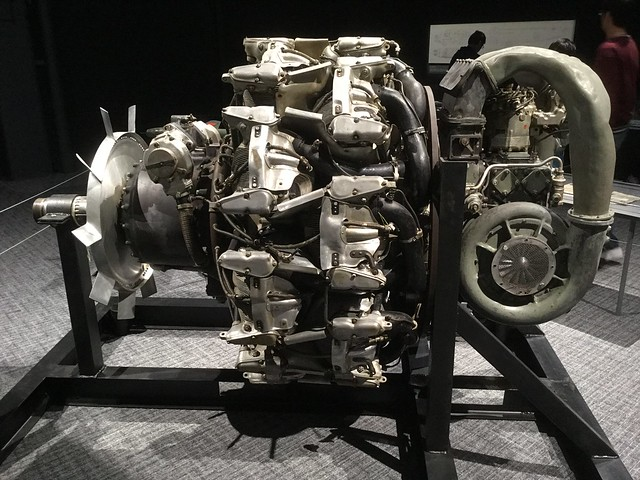 三菱ハ42-21ル(ハ214ル)エンジン IMG_2449